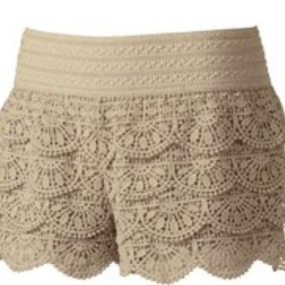 Rewind Pants - 🏈 Rewind Lace Shorts